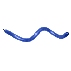 Balón modelovací tmavo modrý 041