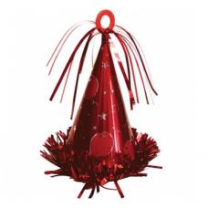 Ťažítko Klobúčik červený 170 g