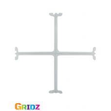 Kríž GRIDZ CROSS INSERTS na dekorácie