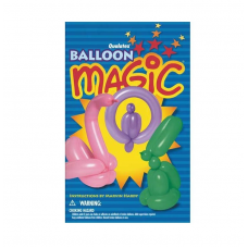 Kniha Balloon Magic
