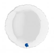 Balón 9´´ Kruh biely 23 cm