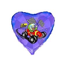 Balón Formula pretekár