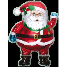 Balónik Santa s okuiarmi