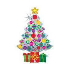 Balónek Vánoční Stromeček