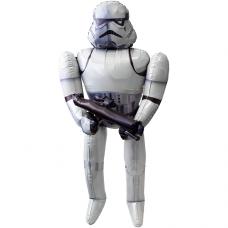 Chodiaci balón Star Wars Stormtrooper