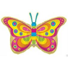 Balón Motýľ Guličky