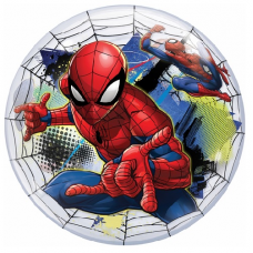 Balón Spiderman bubbles