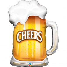 Balón Q Cheers Beer Mug
