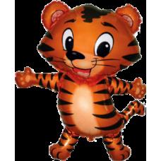 Balón Mačka Tigrovaná