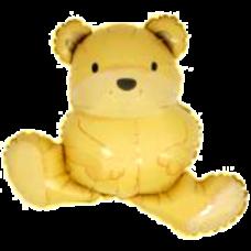 Balón Macko žltý