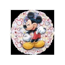 Balón Mickey Kruh US