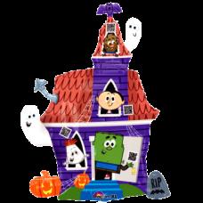 Balón Strašidelný dom