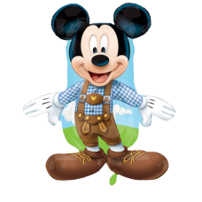 Balón Mickey postava US