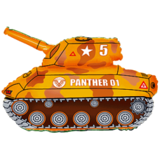 Balón Tank