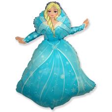 Balón Ľadová princezná