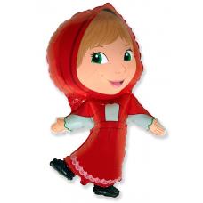 Balón Červená čiapočka