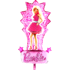 Balón Barbie Postava