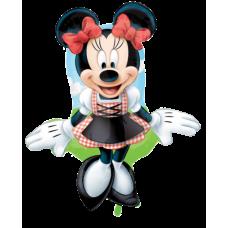Balón Minnie postava