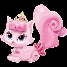 Balón Palace Pets ružová US