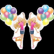 Balón Barbie s Balonmi XL US