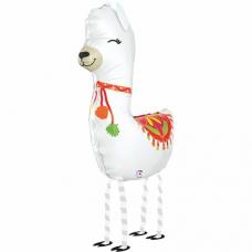 Chodiaci balón Lama