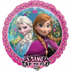 Balón spievajúci Frozen