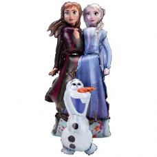 Chodiaci balón Frozen