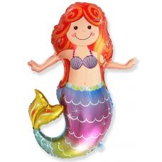 Balón Morská víla detská