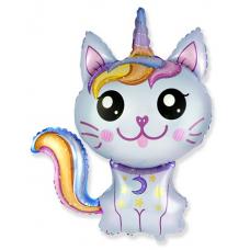Balón Mačka Jednorožec