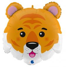 Balón Tiger Hlava