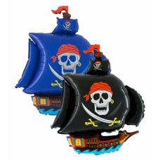 Balónik Pirátska loď