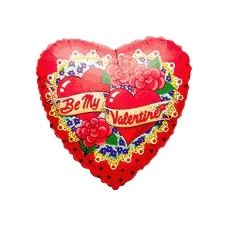 Balónik Valentín