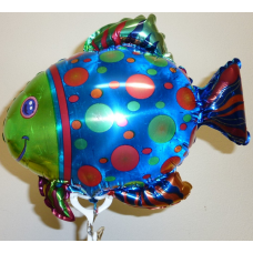 Balón Ryba guličková