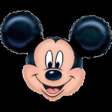 Balónik Mickey Mouse US hlava