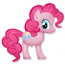 Balónik Poník ružový