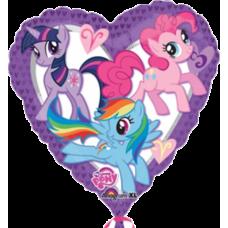 Balónik Pony US