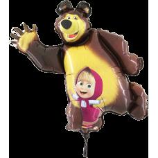 Balónik Máša a Medveď