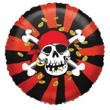 Balón Pirát lebka US