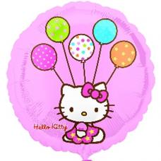 Balón Hello Kitty s balónmi US
