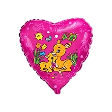 Balón Srnky