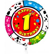 Balón Happy Birthday 1