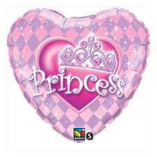 Balón Princezná Tiara