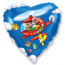 Balón Zajac letec