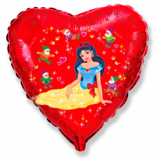 Balón Snehulienka