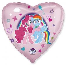 Balón My Little Pony objatie