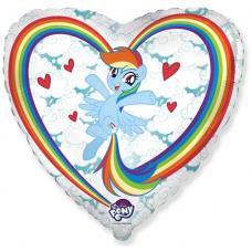 Balón My Little Pony oblaky