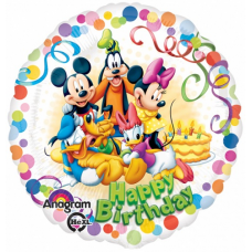 Balón Mickey & Friends HB US