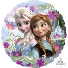 Balón Frozen Anna & Elza US