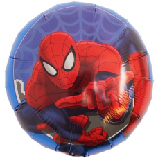Balón Spiderman US - kruh