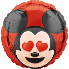 Balón Emoji Mickey Mouse US